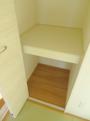 和洋室 収納スペース
