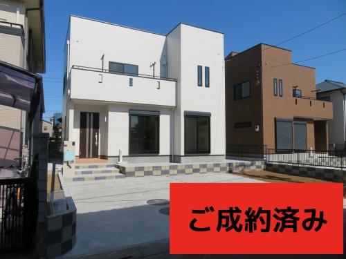 【外観】ファインメイド・春日部市武里中野第二