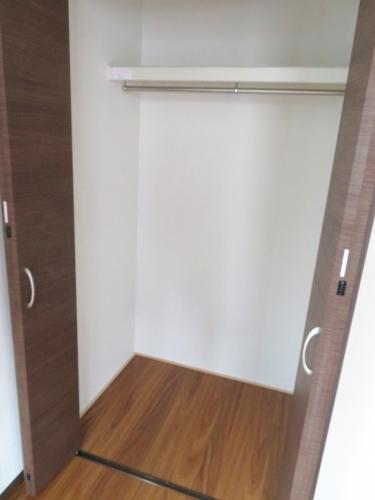 2階洋室 収納スペース