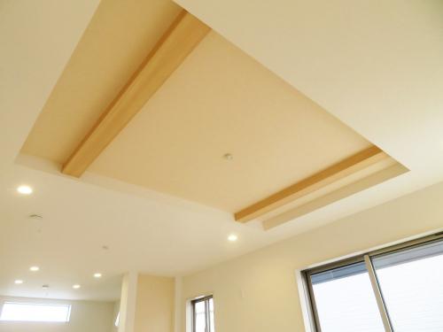 LDK 折上天井