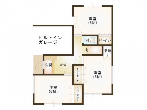 【参考プラン】1階
