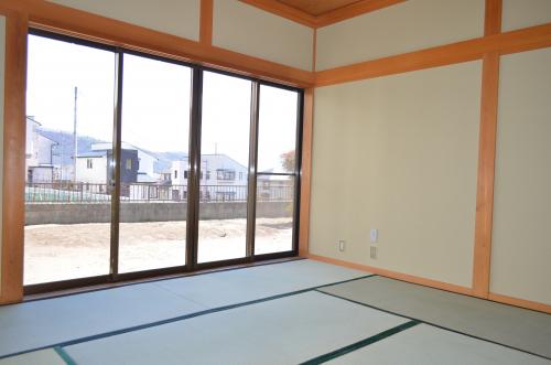 1階和室 北側