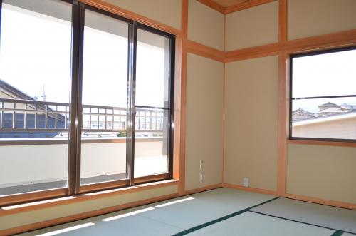 2階和室 6帖
