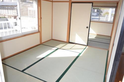 アパート 2階和室