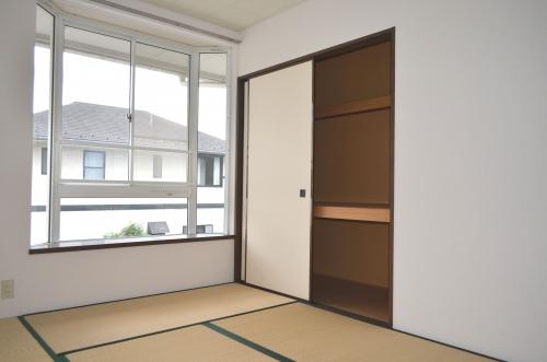 アパート和室