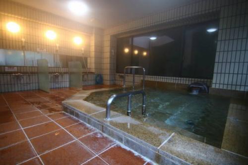 共用施設:温泉大浴場