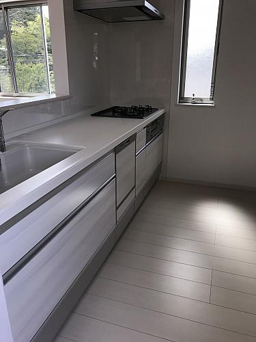 キッチン(食洗器・浄水器付き)