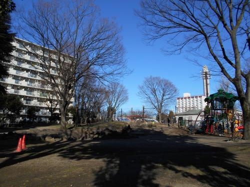 北運動公園 徒歩7分(約550ⅿ)