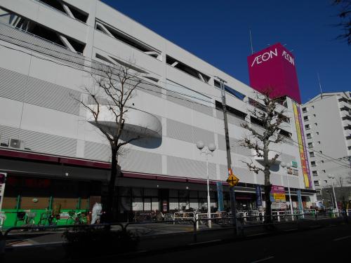 イオン赤羽北本通り店 徒歩9分(約650ⅿ)