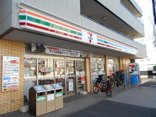 セブンイレブン北区志茂駅前店 徒歩1分(約70ⅿ)