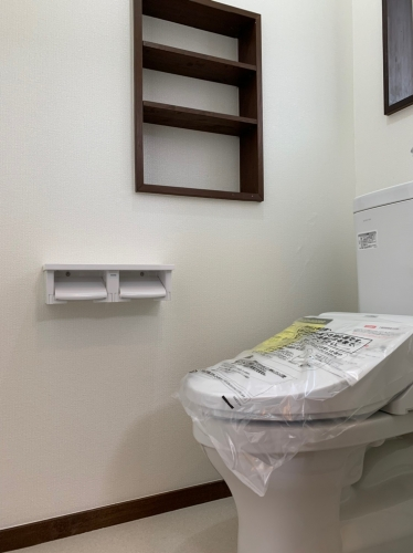 相模原市緑区長竹中古一戸建て物件情報 2階新品トイレ