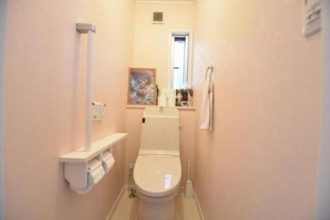 相模原市緑区橋本7丁目中古一戸建て物件情報 トイレ