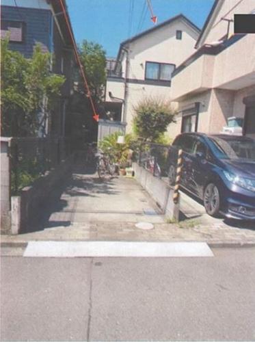競売相模台7丁目一戸建現地Photo