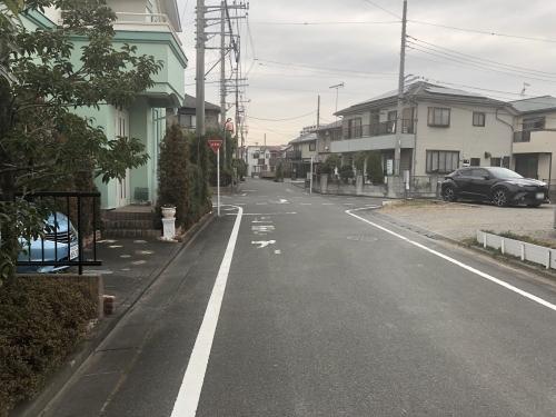 町田市小山ヶ丘売り地物件情報現地写真