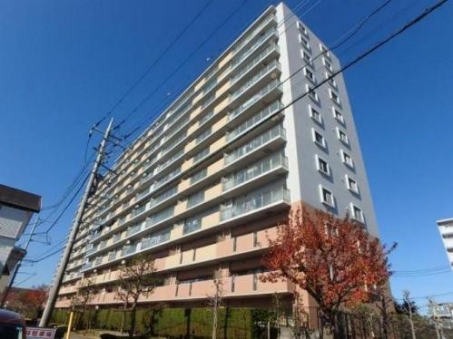 橋本駅徒歩圏のマンション・ライオンズマンション西橋本 外観