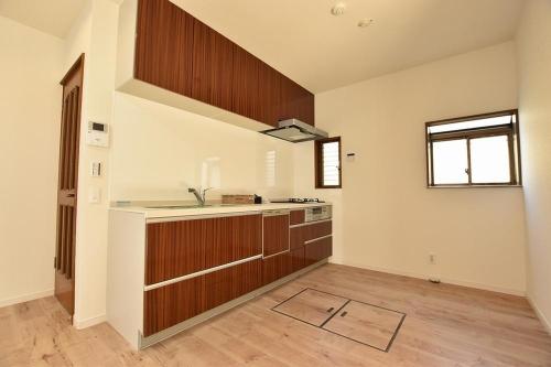 相模原市緑区上九沢中古一戸建て物件情報 キッチン