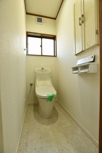 相模原市緑区上九沢中古一戸建て物件情報 トイレ