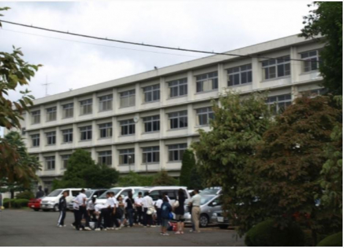 神奈川県立津久井高校