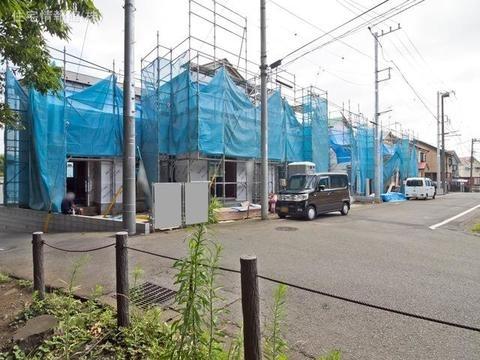 相模原市緑区田名エリアの新築建売分譲一戸建て物件情報 外観