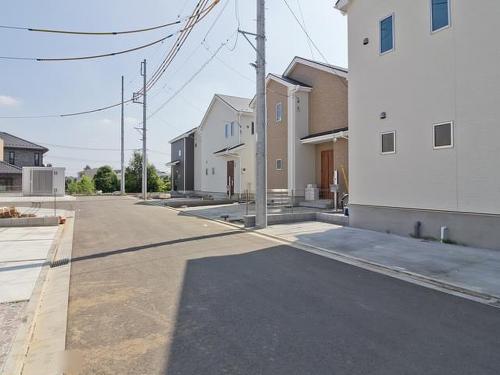 町田市相原町エリアの新築建売分譲一戸建て物件情報 外観