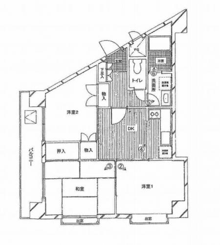 相模原市緑区西橋本中古マンション競売不動産物件情報購入サポート(有)リビングホーム