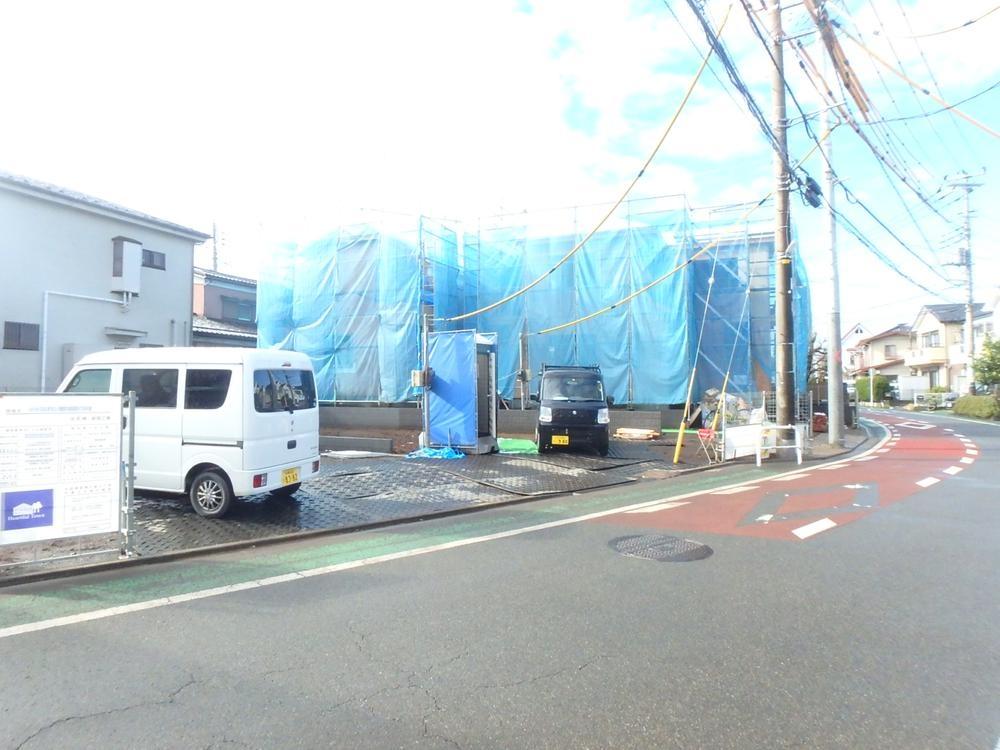 相模原市緑区橋本エリアの新築一戸建て物件情報 外観