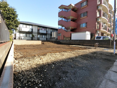 相模原市緑区東橋本エリアの新築建売分譲一戸建て物件情報 現地画像