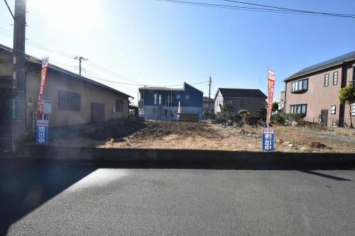 町田市小山が丘エリアの土地物件情報 外観