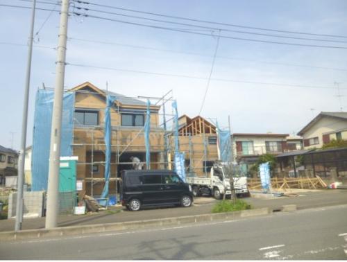 相模原市緑区元橋本町エリアの新築一戸建て物件情報 外観