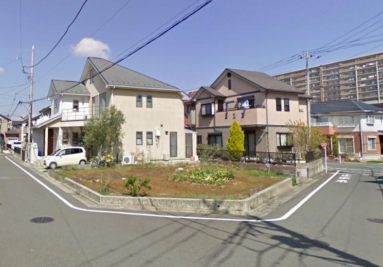 町田市小山ヶ丘建築条件無し売地物件情報リビングホーム