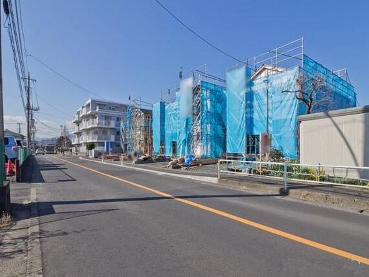 相模原市緑区大島エリアの新築建売分譲一戸建て物件情報 外観