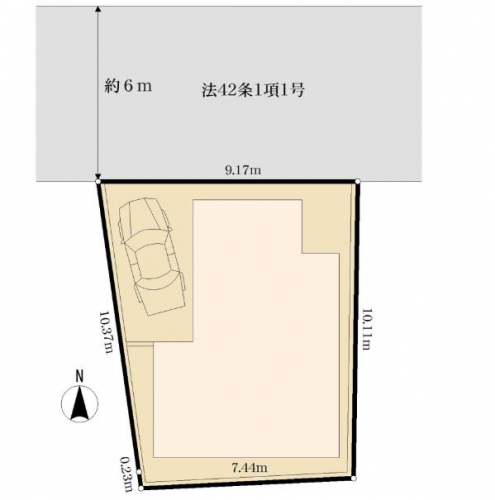 相模原市中央区田名新築分譲住宅物件情報(有)リビングホーム