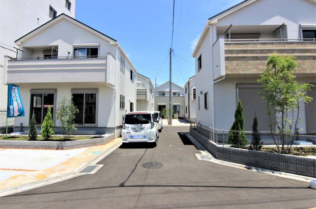 緑区下九沢新築分譲住宅物件情報(有)リビングホーム