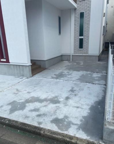 駐車スペース(有)リビングホーム
