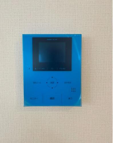 TVモニター付きインターホン(有)リビングホーム
