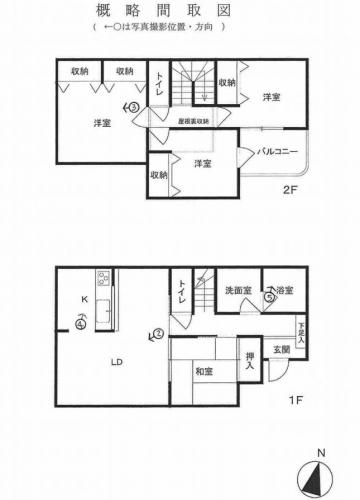 愛川町中津桜台不動産競売一戸建て物件情報リビングホーム