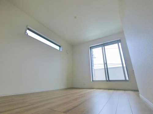 相模原市緑区下九沢カースペース2台分新築分譲住宅リビングホーム