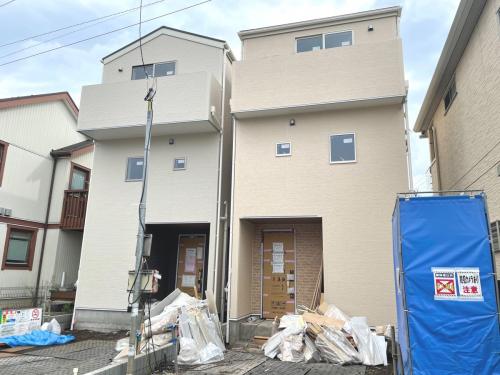 建物施工例現地Photo完成現地ご覧になれます