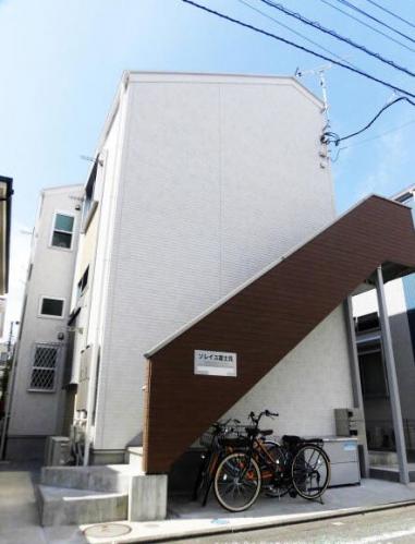 中央区富士見6丁目高利回り一棟売アパート