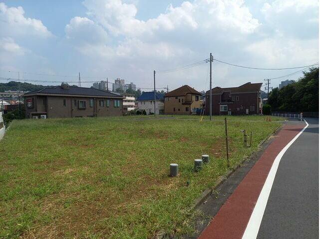 八王子市松木京王堀の内駅徒歩圏の建築条件無し売り地物件情報リビングホーム