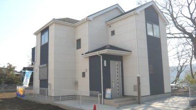 原宿4丁目新築分譲住宅物件情報リビングホーム建物施工例現地Photo