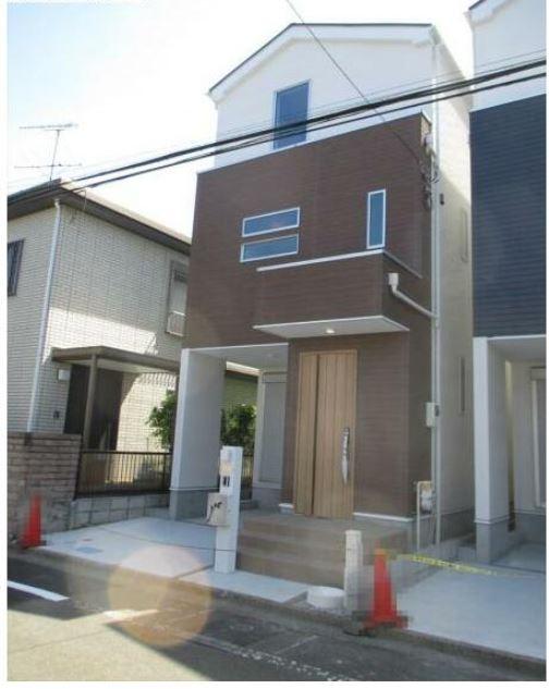 中央区氷川町全2棟 3階建一戸建て(有)リビングホーム