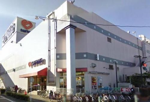 sanwa麻溝店  距離:822m