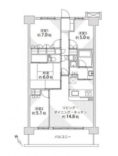 ディアフォレスト橋本台物件情報(有)リビングホーム