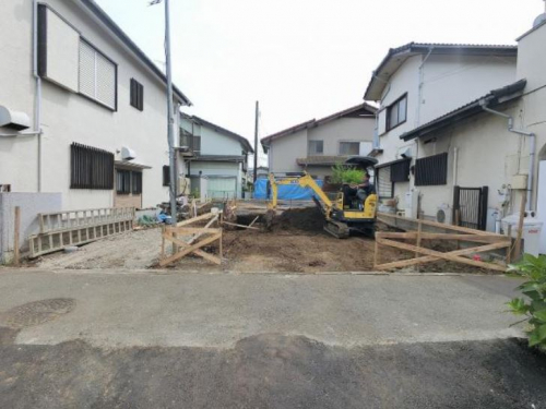 緑区東橋本2丁目新築分譲全2棟物件情報(有)リビングホーム
