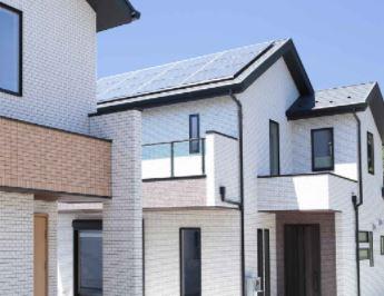 町田市相原町新築分譲全3棟 建物完成施工例