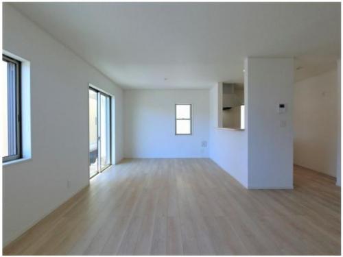 中央区光が丘1丁目新築分譲全4棟物件情報リビングホーム