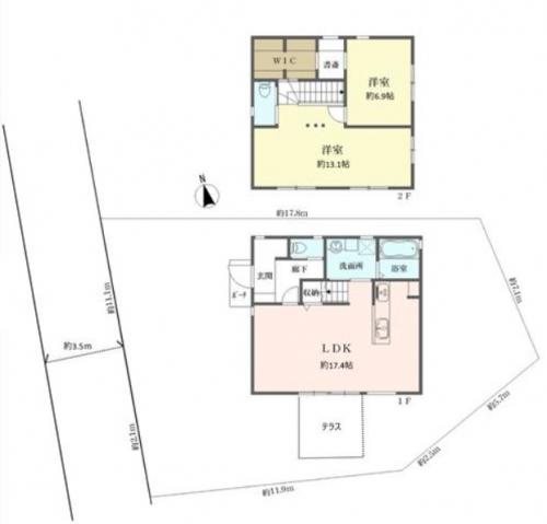 緑区町屋3丁目中古一戸建て物件情報リビングホーム