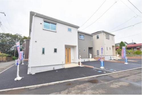 南区下溝新築分譲全4棟物件情報リビングホーム