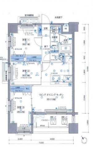 中央区淵野辺3丁目コンフォルシア淵野辺中古マンション物件情報リビングホーム